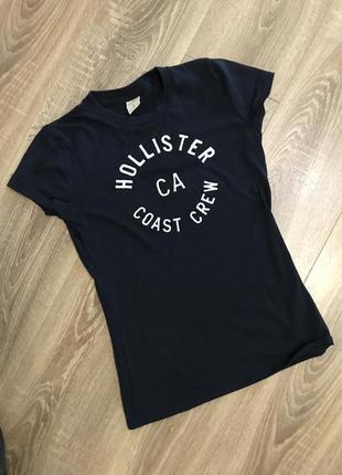 Стильная футболка hollister 36р