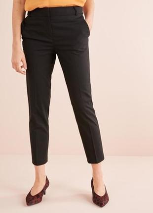 Укорочені штани, льон/котон