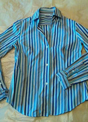 Полосатая рубашка paul smiht
