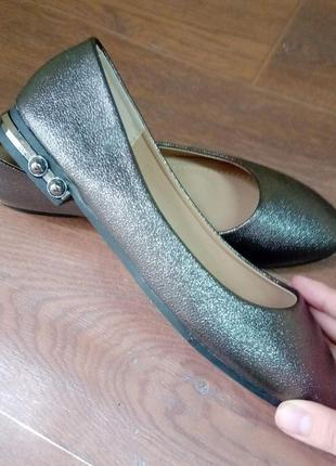 Балетки, туфлі лодочки