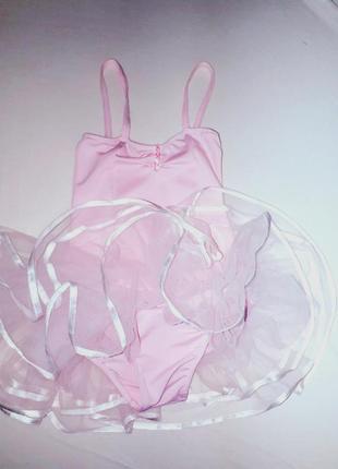 Плаття трико купальник dancing daisy cs на танці і балет