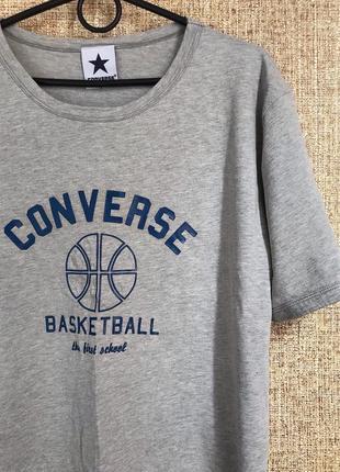 Футболка converse basketball