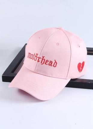 Бейсболка motorhead головные уборы кепка панамка 13114
