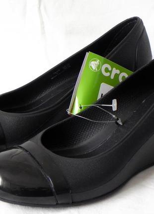 Crocs туфли балетки, 37 р. оригинал