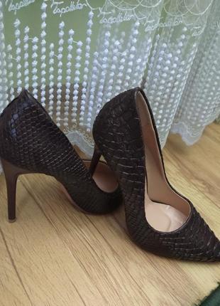 Супер туфлі 🌠 еко-шкіра👍