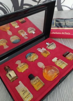 Винтажный набор ароматов в концентрации духи