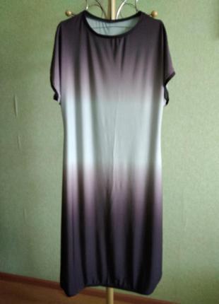 """Красивое платье модель """"evro"""""""