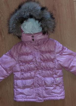 Куртка geox 2-3г идеал!