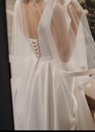 Свадебное платье 2020г.