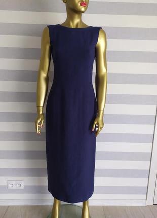 Роскошное платье emanuel ungaro  оригинал с голограммой