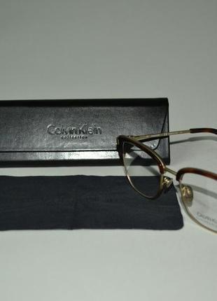 Очки calvin klein ck8066 (имиджевые очки)3 фото