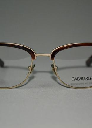 Очки calvin klein ck8066 (имиджевые очки)4 фото