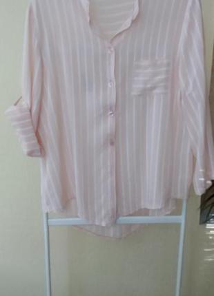 Легкая невесомая блуза. италия.