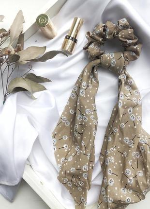Твилли, тренд 2020🔥🔥🔥резинка-платок для волос, лента в волосы, аксессуар для волос