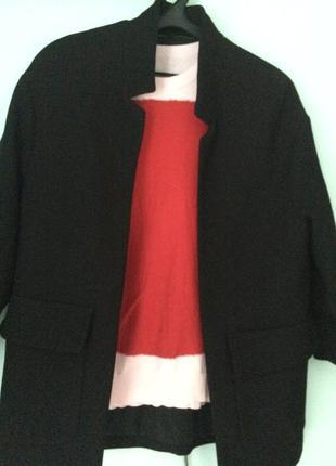 Актуальный удлинённый пиджак