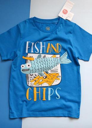 Яркая фирменная футболка cool club  116 122 128 134 140