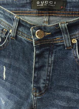 Gucci джинсы!