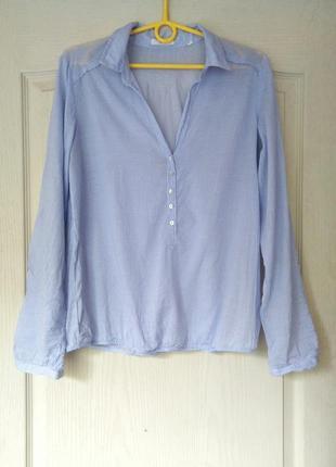 Рубашка блузка хлопок opus