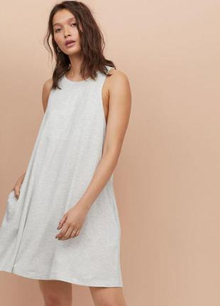 Оригинальное летнее платье h&m