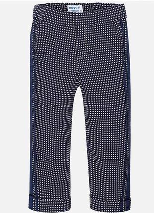Штаны брюки mayoral для школы на 116 и 134 см