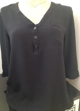 Чудесная легкая рубашка блузка на размер 50-52/xl-xxl