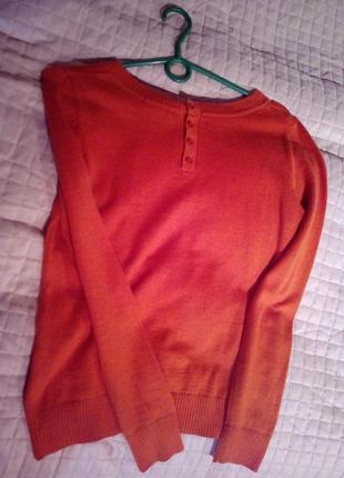 Яркий свитерок h&m