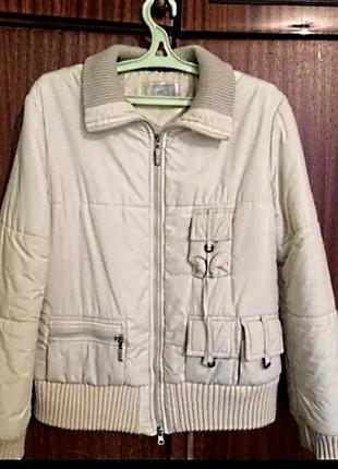 Отличная демисезонная курточка от icon на размер 50-52 (xl-xxl)