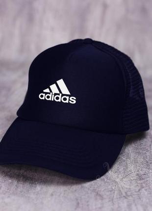 Спортивная кепка бейсболка унисекс adidas новая