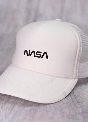 Спортивная кепка бейсболка новая nasa