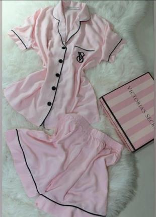 Пижама с шортами, люкс качество 💖, размер л