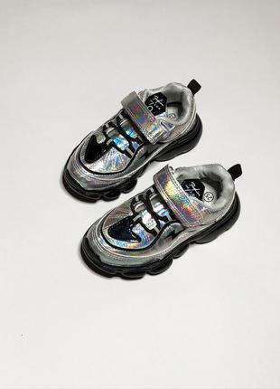 Детские кроссовки для девочек { 25-30}