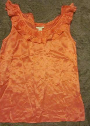Фирменная блузка j.crew размер xs