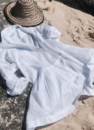 Пляжная туника