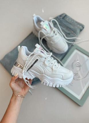 Кроссовки stark белые