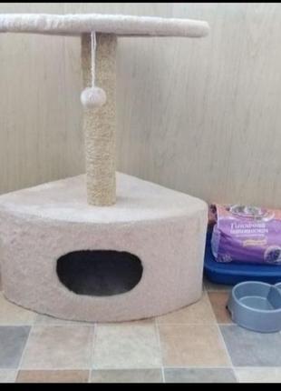 Большой домик для котика