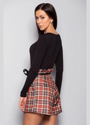 Шикарные шорты - юбка