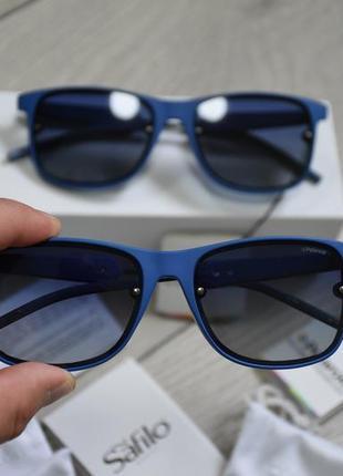 Солнцезащитные очки polaroid оригинал линзы с поляризацией полароид оригинальные