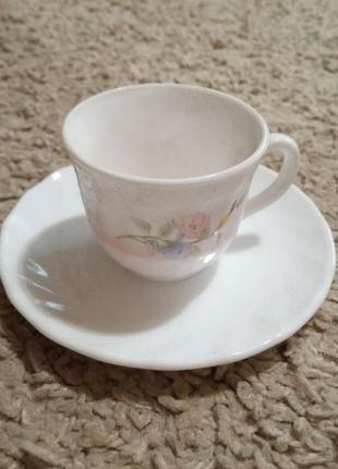Кофейные чашки 6 шт