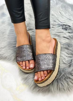 Шлепки сандали босоножки шлепанцы