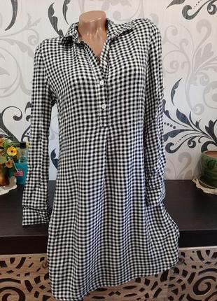 Платье рубашечного плана