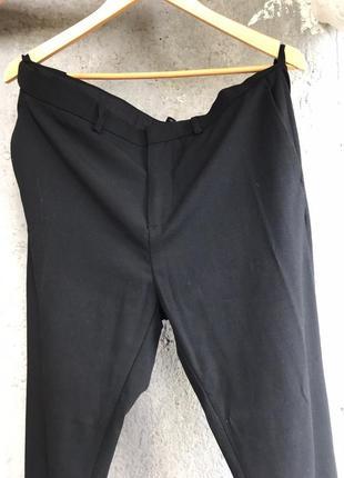 Трендові чоловічі завужені брюки h&m