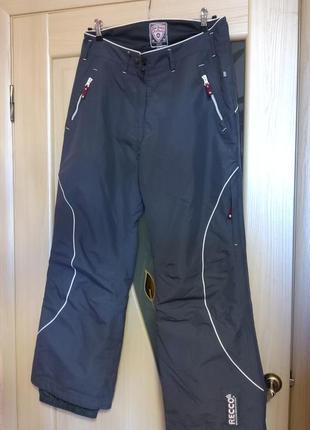 Продам зимние лыжные штаны tcm