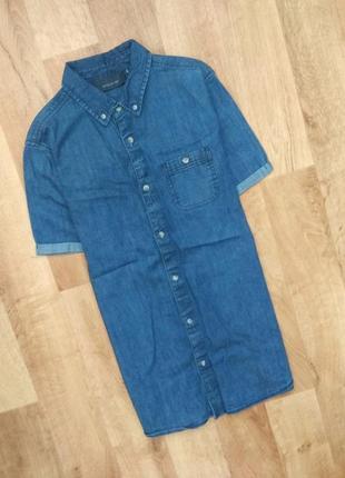 Revelation джинсовая рубашка