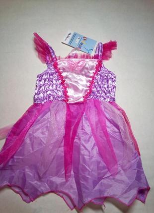 Красивое детское нарядное платье -tesco