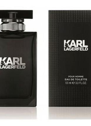 Туалетна вода karl lagerfeld karl lagerfeld for him
