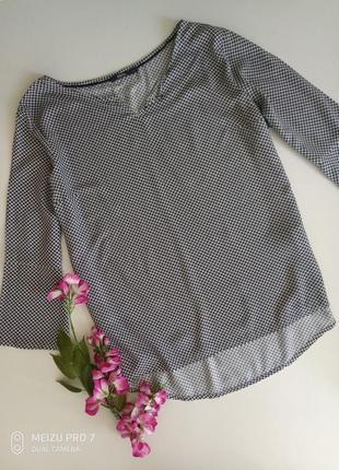 Красивая фирменная блуза от немецкого бренда cecil l