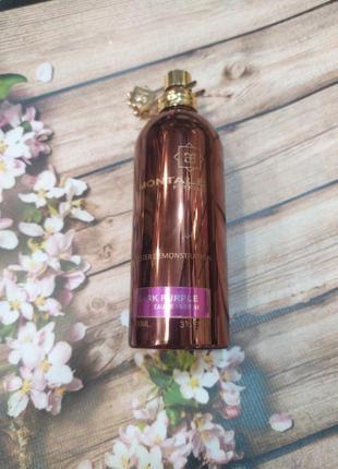 Духи парфюмерия  montale dark purple