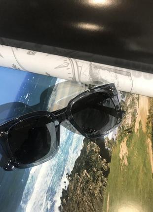 Крутые солнцезащитные очки gentle monster