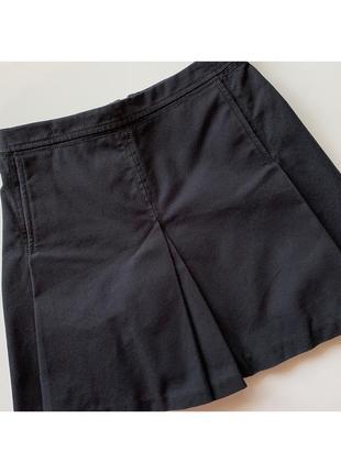 Victoria beckham джинсовая дизайнерская юбка