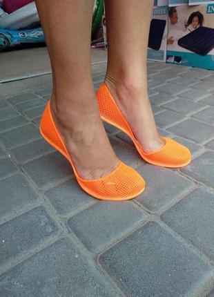 Туфли аквашузы коралки балетки2 фото